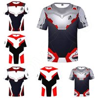 b3caaf1c10 Rabatt kids clothing sizes - Erwachsene und Kinder Größe Avengers Endgame  T-shirt Harajuku Sommer