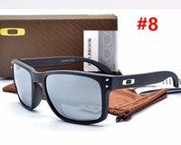 gafas de sol holbrook polarizar al por mayor-Marca Holbrook Nueva versión superior Gafas de sol TR90 Montura de lente polarizada UV400 Deportes Gafas de sol Tendencia de moda Gafas Gafas
