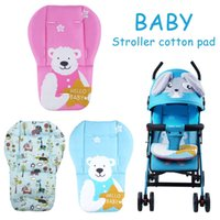 Wholesale new born baby diapers for sale - Group buy Baby Stroller Accessories Cotton Diapers Changing Nappy Pad Seat Carriages Pram By Car General Cotton Mat For New Born