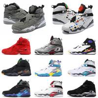 Wholesale chrome shoes resale online - Quai men basketball shoes s Valentines day Aqua SOUTH BEACH Chrome Reflective Bugs Bunny RAID PLAYOFF mens trainer Sports Sneaker