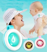 Wholesale mosquito outdoor repellent resale online - Mosquito Repellent Button Safe for Infants Baby Kids Buckle Indoor Outdoor Anti mosquito Repellent