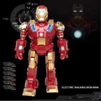 film électronique achat en gros de-Poupée Avengers à pied FUNKO POP Captain America, modèle commémoratif pour homme en fer