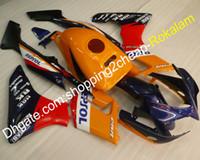 ingrosso cavalletti honda cbr125r-Cappottatura popolare per Honda CBR125R CBR125RR 125RR CBR125 R 2002 2003 2004 2005 2006 Respol Protezione per motocicletta Set completo
