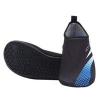 zapatos rapidos al por mayor-2019 New Beach Spring Outdoor Shoes Mujer Hombre Aqua Shoes Trekking Upstream Walking Water Zapatilla de deporte de secado rápido