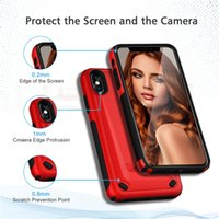 Wholesale iphone super sale online – custom Hot Sales High Quality Super Anti knock in New Private patent Phone Case Protect Cover Shockproof For iPhone X XR XS Max s plus