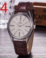 Wholesale diamond wave hair online - 34 ROLEX AAA men quartz watches luxury watch day date diamond dial brand tourbillon mechanical automatic mens wristwatch