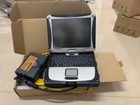 ordinateur portable de diagnostic bmw icom ista achat en gros de-Pour testeur de diagnostic BMW 2018.12v ista-d pour bmw icom a2 b c avec mode expert dans l'ordinateur portable cf-19, prêt à l'emploi