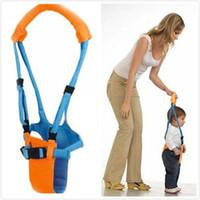 baby kleinkind laufband großhandel-Laufgürtel Verstellbarer Gurt Leinen Infant Kleinkind Gurt Harness Kids Baby Sicherheit Learning Walking Assistant für 6-14M