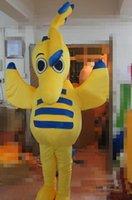 desenhos animados do hipocampo venda por atacado-2019 Desconto venda de fábrica EVA Material hipocampo Trajes Da Mascote Dos Desenhos Animados Vestuário Festa de Aniversário Masquerade