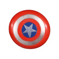 Wholesale captain america cosplay for sale - The Avengers Shields Toy Captain America Action Figure Christmas Halloween Cosplay cm Wear Resistant wh F1