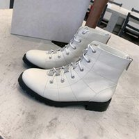 Wholesale mixed girl leather shoes for sale - Group buy Ankle boots classical women designer motorcycle boots high quality genuine leather girls winter shoes Sies c4