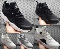 Wholesale huarache colors resale online - 2018 Classic Colors Huaraches IV Running Shoes For Men Women Huarache Run Ultra Mesh Cushion Sneakers Eur