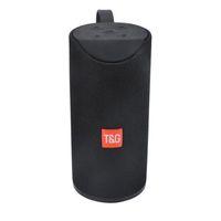 kablosuz bluetooth yüksek sesli bas hoparlörü toptan satış-TG113 Hoparlör Bluetooth Kablosuz Hoparlörler Subwoofer Handsfree Çağrı Profil Stereo Bas bas Destek TF USB Kart AUX Hattı Hi-Fi Loud