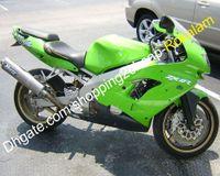 Wholesale kawasaki ninja zx9r body kit for sale - Group buy Popular Fairing Kit For Kawasaki NINJA ZX9R ZX R ZX R R Bodywork Body Motorcycle Fairings Green Black