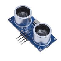 module arduino de capteur à ultrasons achat en gros de-Nouveau module ultrasonique HC-SR04 Module ultrasonique de télémétrie Mesure de distance Capteur de transducteur Support de capteur Arduino Ardui no / 51 / STM32