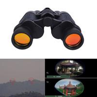 Wholesale high powered binoculars for sale - Group buy Waterproof High Power Definition Binoculars Camping Hunting Telescopes Monocular Telescopio Binoculo