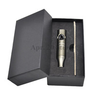 Wholesale metal pipe gift set resale online - smoking set creative metal glass pipe aviation aluminum high end gift box pipe smoking metal pipes kit MP159