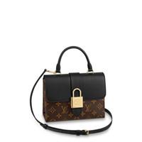 Wholesale ladies floral handbags resale online - Classic designer handbags handbag fashion high quality ladies shoulder bags Cross Body bags outdoor leisure bag
