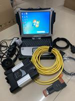 isid bmw toptan satış-bmw icom için laptop ve HDD ile sonraki 2019 Rheingold isis isid + cf-19 laptop çalışmaya hazır 3in1 programlama teşhis aracı