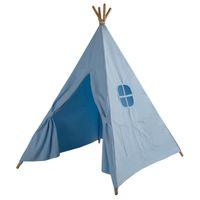 ingrosso tela della stanza del bambino-LM1317 Four Poli Bambini Teepees Kids Play Tenda Tela in cotone Teepee White Playhouse per Baby Room Tipi