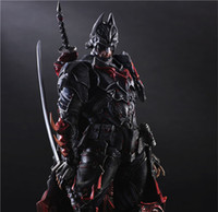 Wholesale art toys for sale - Group buy Play Arts Bushidou Batman Varian DC Anime Figure Action Figures Collectible Moble Hot Toys Birthdays Gifts Doll New Arrvial Hot Sale PVC