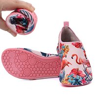 Wholesale quick drying shoes men resale online - Shoes Men Quick Dry Water Shoe Lovers Lightweight Swimming Aqua Unisex Mutifunctional Beach Camping Shoes Pool Surf Yoga Shoes
