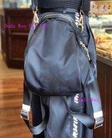 sangles c achat en gros de-bonne qualité stocks limités symbole de la mode C sac à dos Vintage Style rétro sac à dos sacs de stockage de mode avec sangle