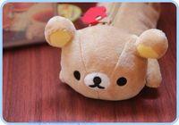 Wholesale rilakkuma stuff toy for sale - Group buy Movies Kawaii X CM Approx Rilakkuma Bear Plush Stuffed Toy Plush For Toys Bear Plush Toy AS Doll Purse Doll