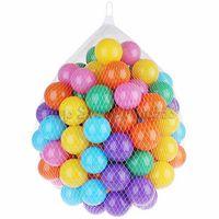 ingrosso palle d'onda-Giocattoli per bambini 5.5CM Colorful Marine Ball Wave Baby Giocattoli divertenti Stress Air Ball Divertimento all'aria aperta Sport Nuotare Piscina Oceano giocare a palla