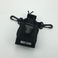 ingrosso walkie di midland-Msc-20b funda para motorola baofeng uv-5r walkie-talkie px-777 kenwood icom yaesu midland uniden cobra
