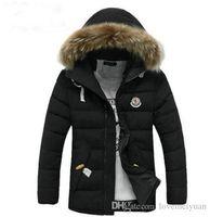 ceket fiyatları toptan satış-2019 ücretsiz kargo kanada marka sıcak satış moda Toptan Fiyat erkekler Aşağı Ceket Kış Ceket Çıkış Fabrika