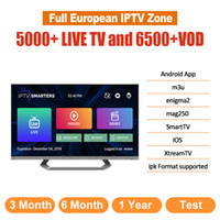 Wholesale arabic iptv online - IPTV Account Free IPTV Subscription For Android TV Box Smart TV Abonnement IPTV Support Countries Live TV Channels Europe Arabic Sports