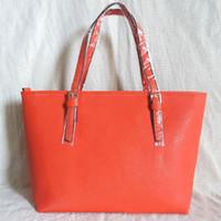 senhoras bolsa top marcas venda por atacado-Mulheres sacos de transporte Da Senhora do desenhador bolsas de grife de Alta qualidade de moda famosa marca mulheres casuais sacola bolsas de couro PU bolsa ombro