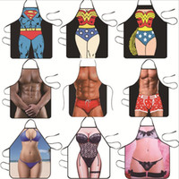 Funny Cooking Kitchen Apron Sexy individal Dinner Party Baking Apron delantal cocina For Woman And Man delantales Party Aprons