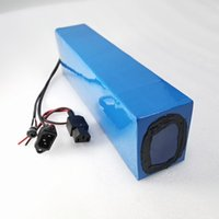 Wholesale 36v scooter lithium battery for sale - Group buy 36v ah lithium ion battery pack w volt ebike battery for electric bicycle electric scooter electric skateboard