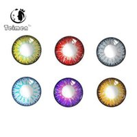 Wholesale cosplay eyes for sale - Group buy Halloween Vega Series Siz Lens Mixed Blood Diameter Beauty DIY Cosplay Eye Decoration Tool Colorful Invisible Party