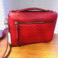 сумка бесплатно оптовых-настоятельно рекомендуется 5 A Бесплатная доставка высокое качество натуральная кожа женская сумка pochette Metis сумки на ремне crossbody сумки M40780 41488
