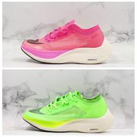 Nuovo ZoomX fly AVANTI% Volt Rosa Betrue Bianco Uomo Scarpe per i formatori donna traspirante jogging uomini delle scarpe da tennis di sport Size