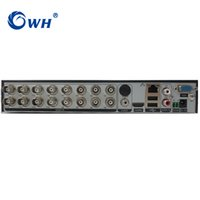 Wholesale CWH Surveillance CH in1 Digital Video Recorder CCTV DVR for Home Security Support TB SATA HDD Video Output H DVR