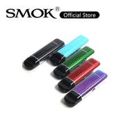 срок службы батарей оптовых-SMOK Novo Kit 2ml Air-driven Pod System 450mah встроенная батарея с интеллектуальным индикатором срока службы батареи 100% оригинал