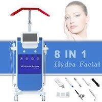 heimnutzung mikrodermabrasion maschinen großhandel-Hydra Dermabrasion Maschine Wasser Skin Peeling Facial Maschine für den Heimgebrauch Faltenentfernung Facelifting Hydro Microdermabrasion Maschine