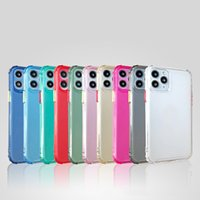 Wholesale apple phone sets online – custom Suitable for iPhone11 mobile phone sets XSMAX color buttons Apple X anti fall matte mobile phone case factory