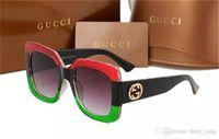 marca óculos de sol venda por atacado-Famosa Marca Homens Óculos Sem Aro Branco De Bambu De Madeira Pernas Búfalo Chifre Óculos De Sol occhiali lunettes de soleil de marque e caixa