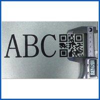 металлическая труба mini оптовых-EC-JET Handheld E Mini Inkjet Easy Carry Принтер для упаковки этикетки, пластика, стекла, металла, трубы, камня, деревянной доски