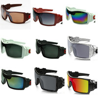 bicicletas de carretera de calidad al por mayor-Elegantes gafas de sol para esquiar en la nieve Wrap Round Shades Gafas de sol rectangulares de gran tamaño Road Bike Sunnies Gafas de sol de tiro de primera calidad 10PCS