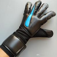 Wholesale winter gloves men leather for sale - Group buy New VG3 Soccer Goalkeeper Gloves Original brand Goal Keeper Gloves Goalie FootballBola De Futebol Gloves Luva De Goleiro