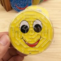 enigma labirinto venda por atacado-3D Labirinto Emoção brinquedo Crianças Cedo Educacional Teaser Intelectual Jigsaw Board Crianças Crianças Brinquedo Do Labirinto Brinquedo Do Enigma Do Jogo Dos Miúdos