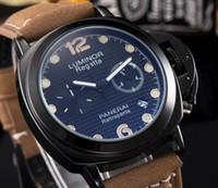 esportes de cerâmica venda por atacado-Top relógio mecânico automático suíço dos homens preto relógio de cerâmica moldura 41mm esportes homem de couro relógio de pulso relojes