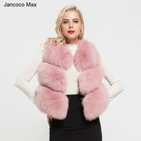 2020 Winter Women Plus Size Faux Fur Coat Fashion Long Vest Jackets Faux Fur Vest Ladies Outwear Fur Coats For Women From Ztopone, $82.3 | DHgate.Com