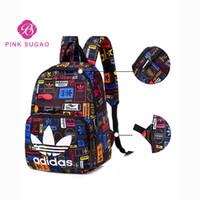sırt çantası pembe toptan satış-Pembe sugao sırt çantası tasarımcı sırt çantası kadın sırt çantaları erkekler için tasarımcı çanta çantalar bookbag için okul oxford erkek sırt çantası açık